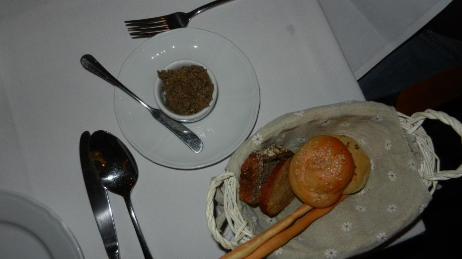 Dinner at Farine