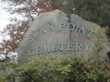 SWAN POINT CEMETARY