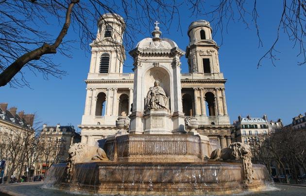 Eglise-Saint-Sulpice-fontaine day 2