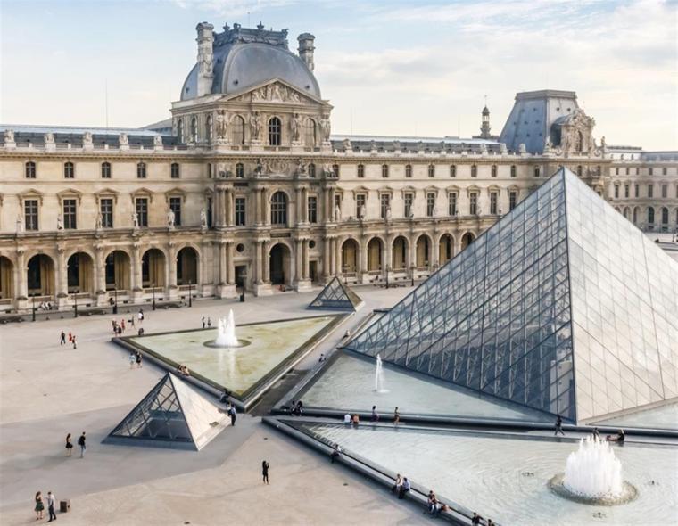 Louvre Paris day 4