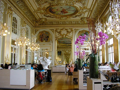 Musee-dOrsay-restaurant day 3