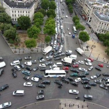 Paris Traffic day 5