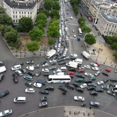 Paris Traffic day 5